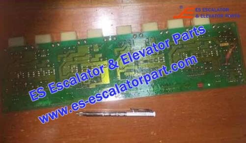 TOSHIBA Elevator BCU-20 Power Board