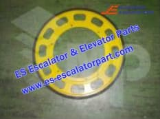 SJEC Escalator Friction wheel R9157FC