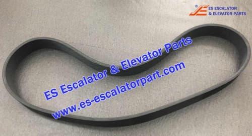 Schindler Escalator Parts belt 1841
