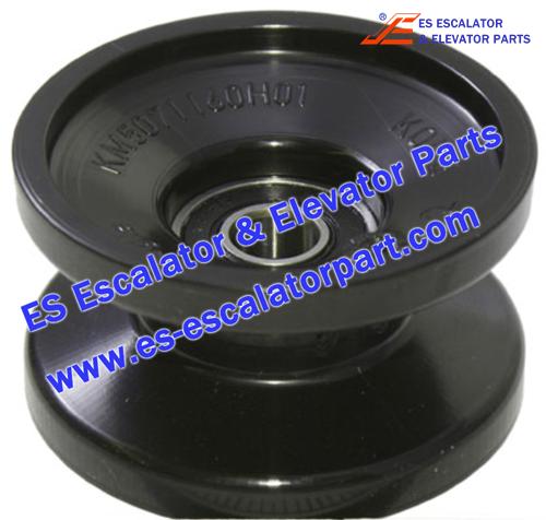 Kone Escalator Parts KM5071160H01 Handrail Roller