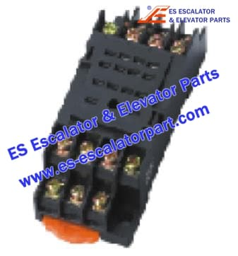 Mitsubishi Elevator Parts SZX-SMF-14SN BASES OF RELAY