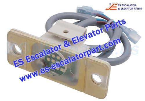 Kone Escalator Parts KM5070530H01 skirt light