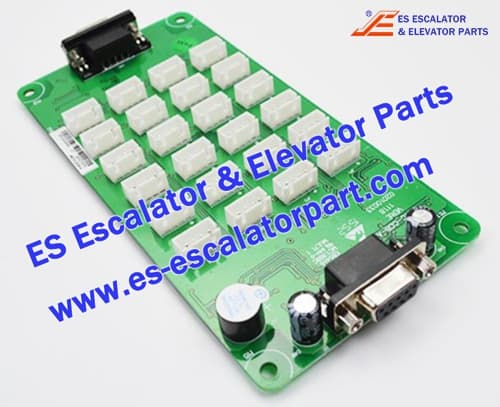 Elevator Parts MCTC-CCB-A Monarch instruction board
