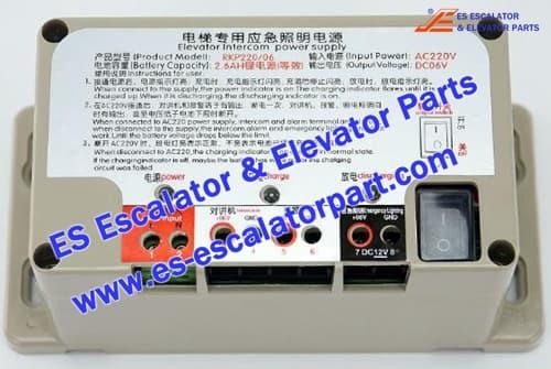Elevator Parts RKP220 intercom power supply