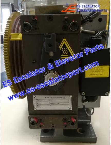 OTIS Elevator Parts DZD1-500 Host brake switch shrapnel bracket