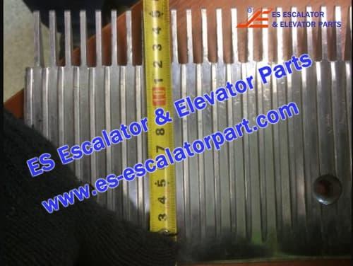 Escalator Parts Comb Plate