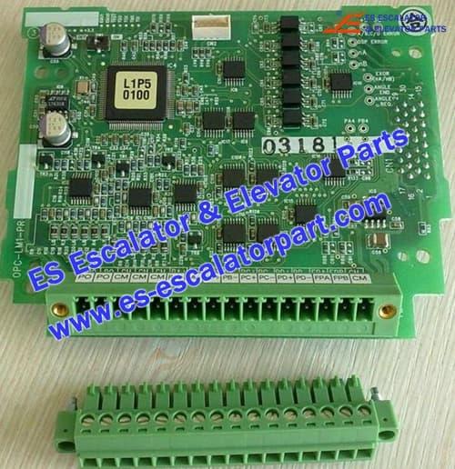 <b>FUJI Elevator Parts OPC-LM1-PR PCB</b>