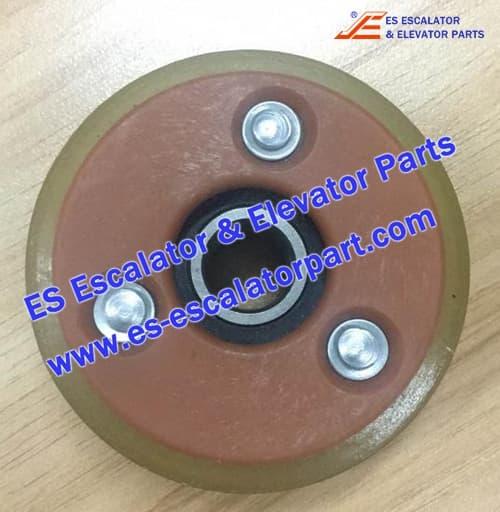 Mitsubishi Escalator Parts step chain Roller