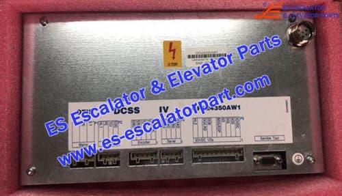 OTIS GFA24350AW1 DCSS4 Detector box