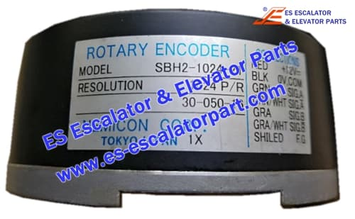 OTIS  TAA633A1 ENCODER for OVF30  JAPANESE TYPE REPLACE