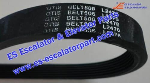 ESOTIS Escalator Parts GAA717D1 Handrail Drive Belt