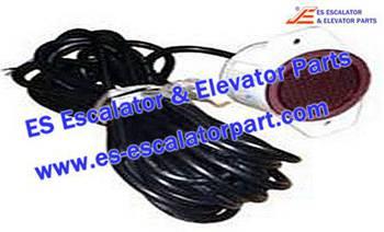 Thyssenkrupp Escalator Parts 8801000155 HY-FT845 Escalator Traffic Light