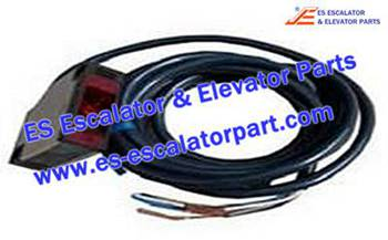 Thyssenkrupp Escalator Parts 8800400049 Photoelectric switch OMRON-E3JK-5M2