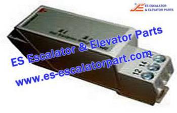 Thyssenkrupp Escalator Parts 8800300158 Phase sequence relay DPA51CM44 B011 90% Voltage alarm