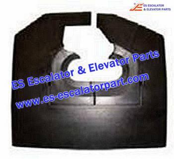 Thyssenkrupp Escalator Parts 8001620000 Handrail Inlet Cover FT822