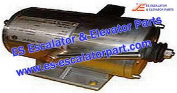Thyssenkrupp Escalator Parts 1901013000 Brake coil TB-800N-200 100VDC IP55 English New