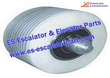 Thyssenkrupp Escalator Parts 1709736500 Roller