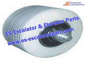 Thyssenkrupp Escalator Parts 1709735900 Roller