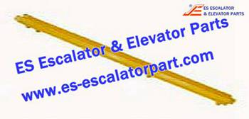 Thyssenkrupp Escalator Parts 1705752700 Yellow Step Demarcation