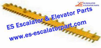 Thyssenkrupp Escalator Parts 1705728200 Step Demarcation