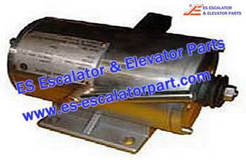 Thyssenkrupp Escalator Parts 1701942200 Brake coil 600N