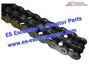 Thyssenkrupp Escalator Parts 1701856000 Roller chain