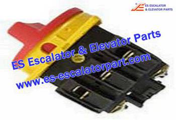 Thyssenkrupp Escalator Parts 8609000103 MAIN SWITCH