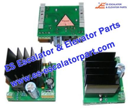 Schindler Escalator Parts 897219A Power Board