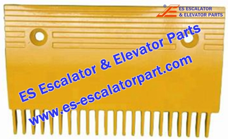 Fujitec Escalator Parts X129AT1 Comb Plate