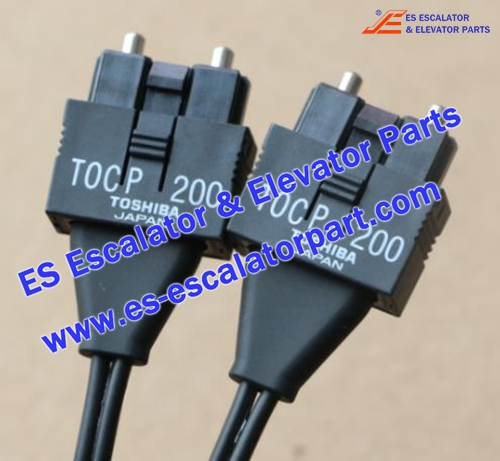 Toshiba Elevator Parts TOCP200 Fiber optic cable