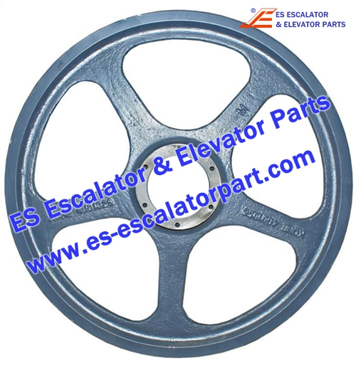 Escalator Parts DEE4001026 Roller And Wheel