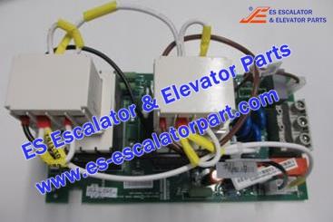 KONE Elevator Parts KM964619G24 CONTACTOR BOARD