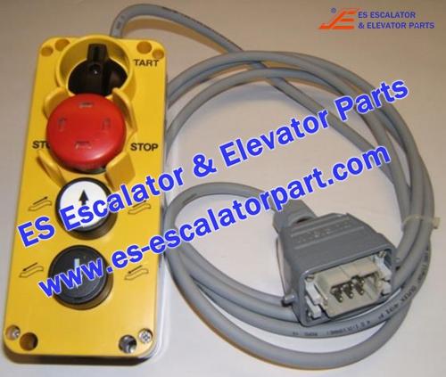 OTIS Escalator Parts GAA26220BX2 Run box