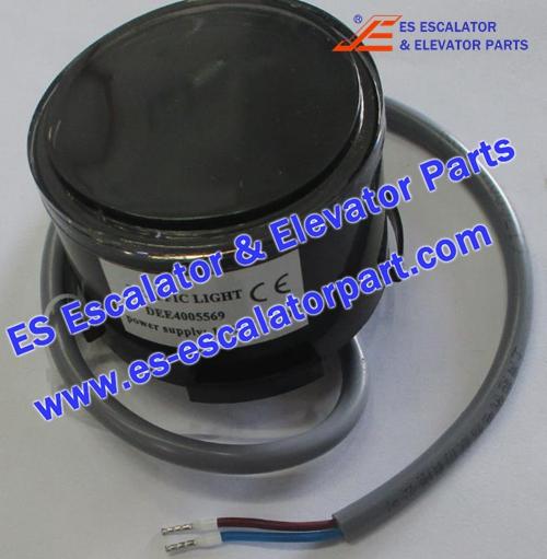 KONE Escalator Parts DEE4005569 TRAFFIC LIGHT