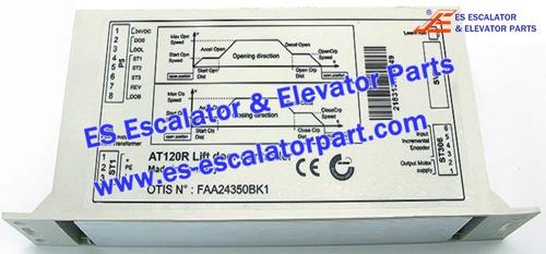 OTIS Elevator Parts FAA24350BK2 Door Control