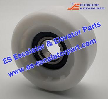 Schindler Escalator Parts 50625859 Handrail Roller