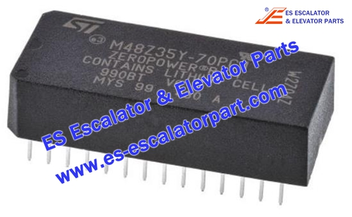 Elevator Parts M48Z35Y-70PC1 Contains Lithium Cell