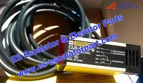 Thyssenkrupp Escalator parts E3JK-5DM2-N Photoelectric Switch