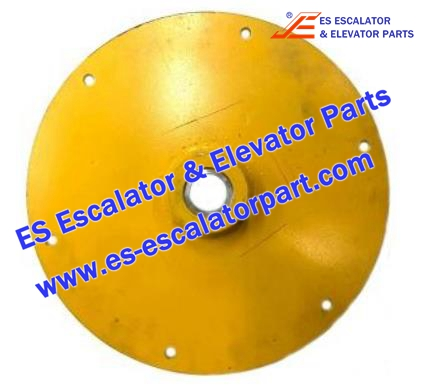 Schindler Escalator Parts SCH394074 Friction wheel