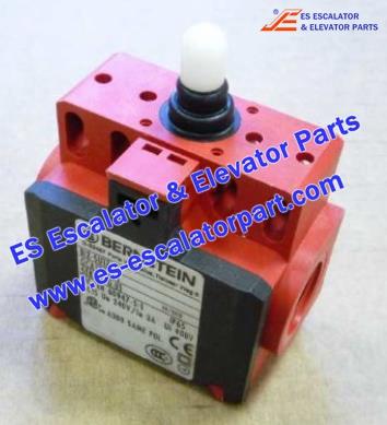 OTIS Escalator Parts GBA177GF1 Handrail inlet switch