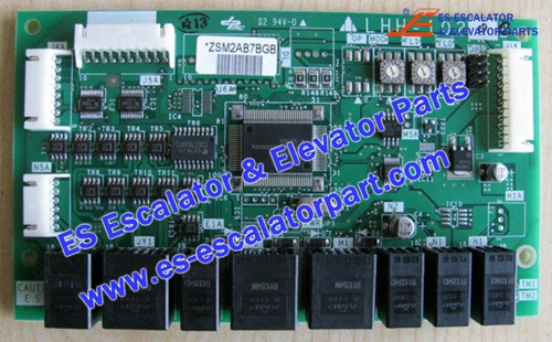 Mitsubishi Elevator Parts LHH-1020C PCB