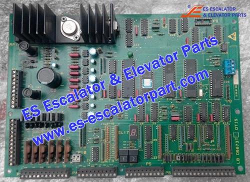OTIS Elevator Parts D9673T3 Circuito impreso LB repair
