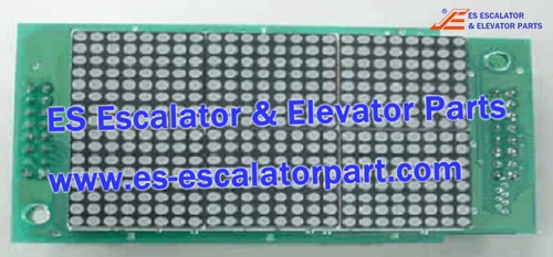 Schindler Elevator Parts SLOP-SCON-0411 PCB