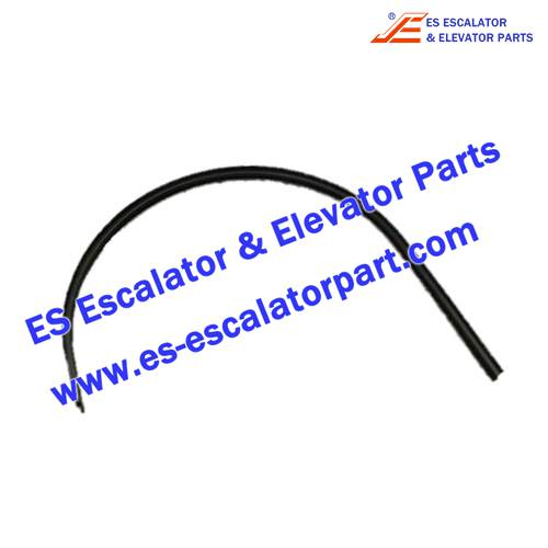 KONE Escalator Parts KM5070658G01 Newell END HANDRAIL GUIDING PROFILE R20