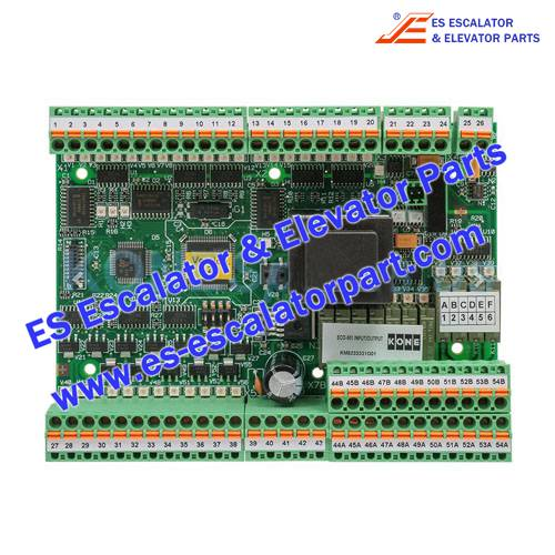 KONE Elevator Parts KM5233331G01 PCB