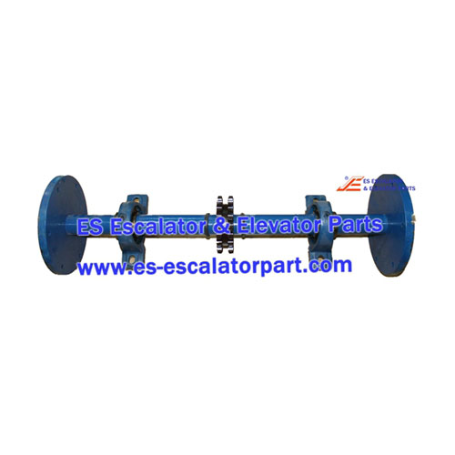 Escalator Parts DAA494NPA1 Handrail drive shaft