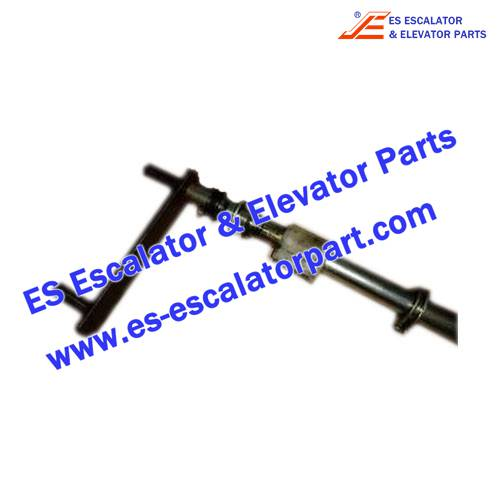 Escalator Parts 60NHU496 Step Chain