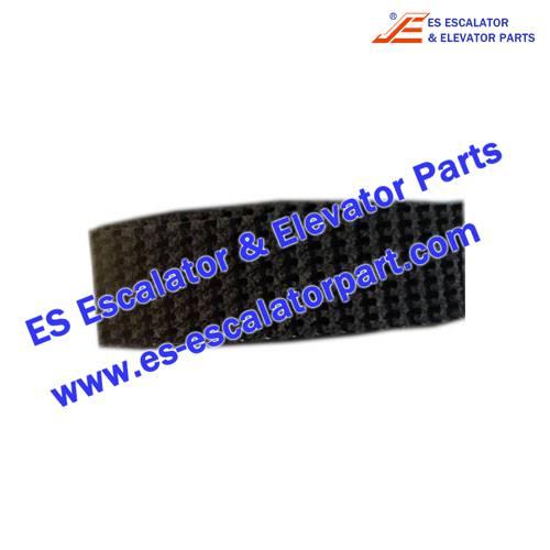 ESKONE Escalator Parts Rubber conveyor belt