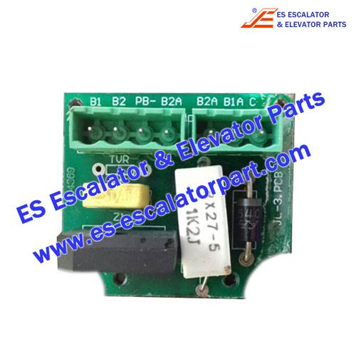 FUJITEC Escalator JL-3 PCB