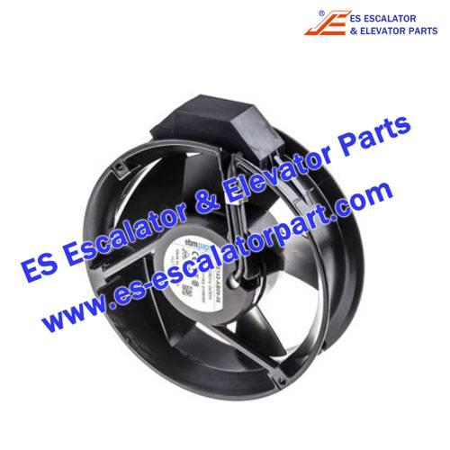 OTIS Escalator Parts W2E143-AB09-06 Fan